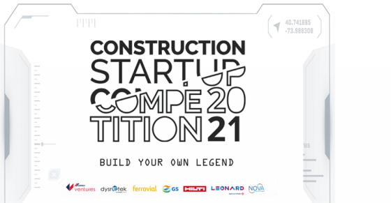 Construction Startup Competition 2021 Opens